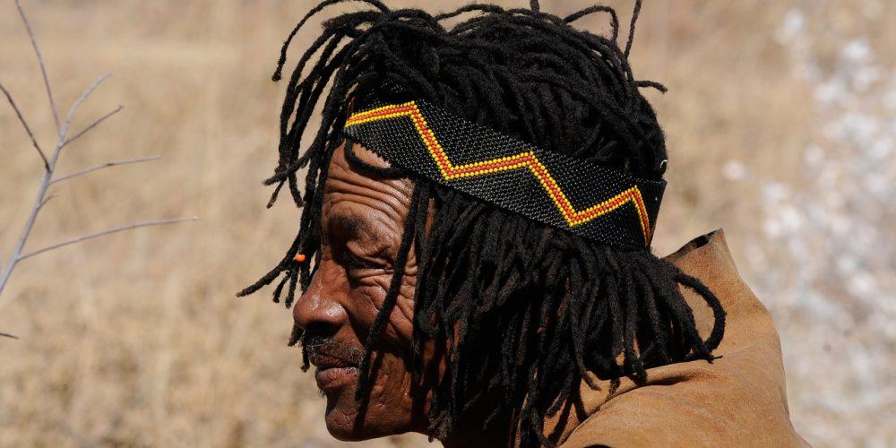 Botswana-Afryka i jej księżniczka.