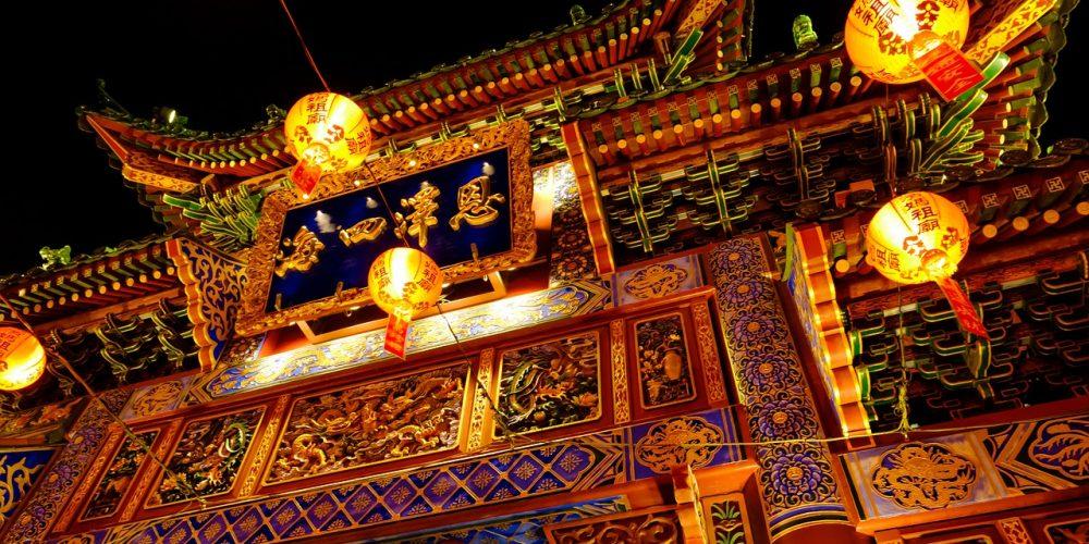 Chiny kultura i orientalne tradycje.