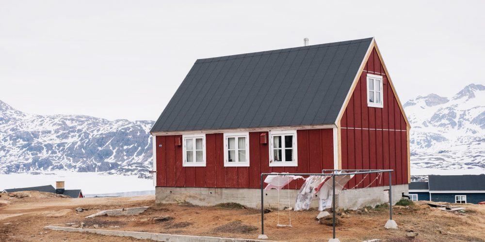 Grenlandia ciekawostki o lodowej krainie.