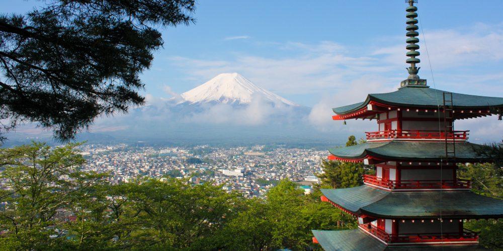 Japonia-wysypy, które trzeba zobaczyć.